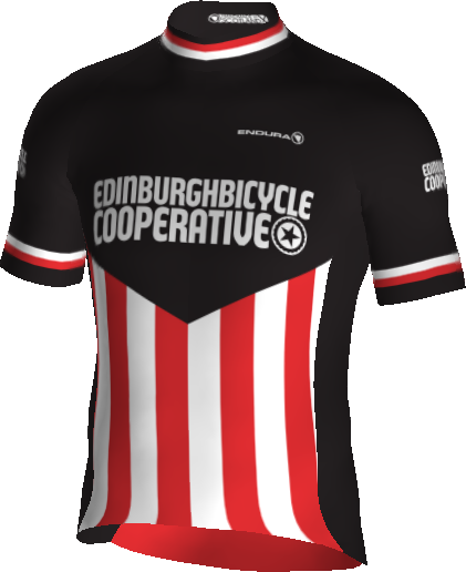 EDINBURGH BICYCLE COOP 2019 - RETRO 3
